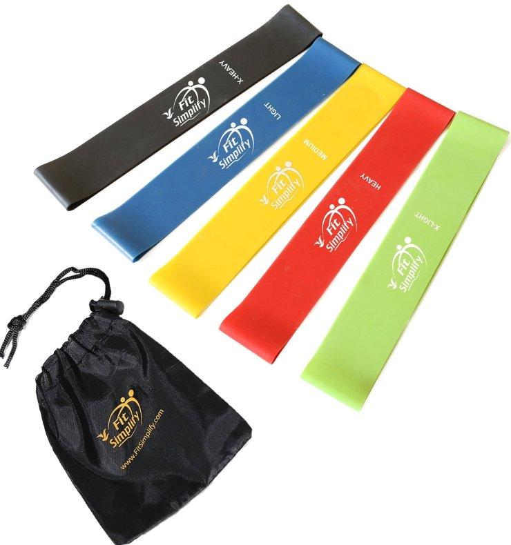 Resistance Bands - Gym Starter Kit