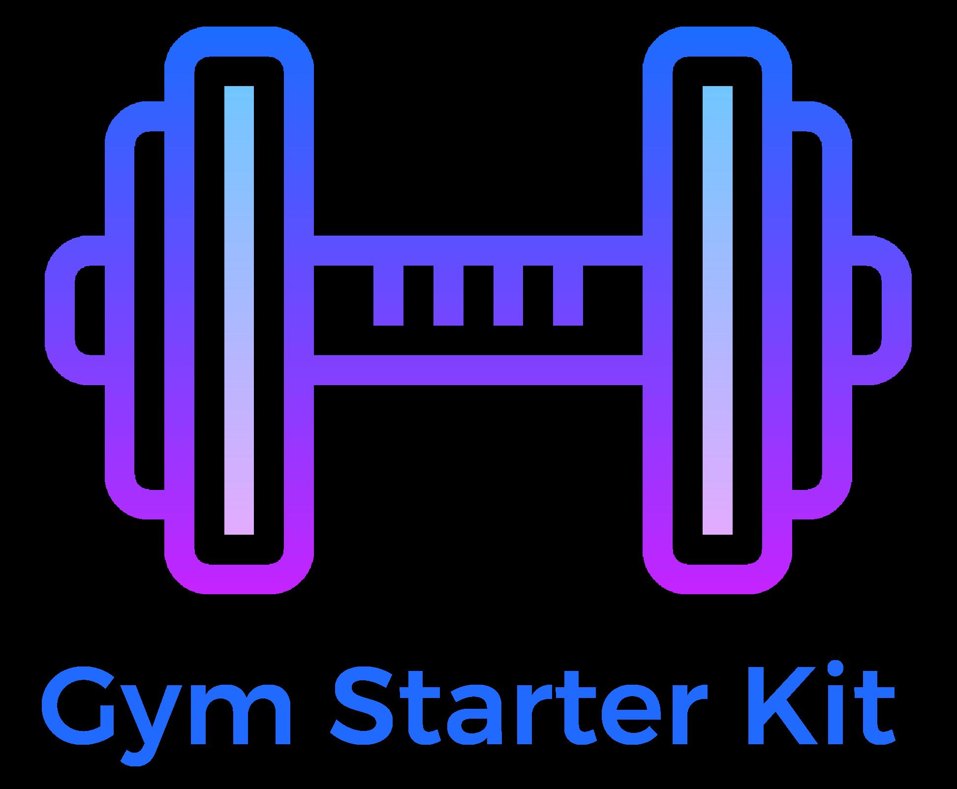 Gym Starter Kit